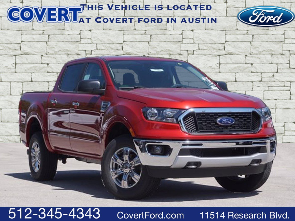 Austin, TX New Ford Ranger XLT For Sale