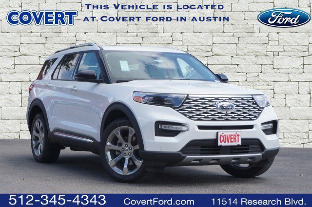 Austin New Ford Explorer Platinum 2020 Explorer For Sale