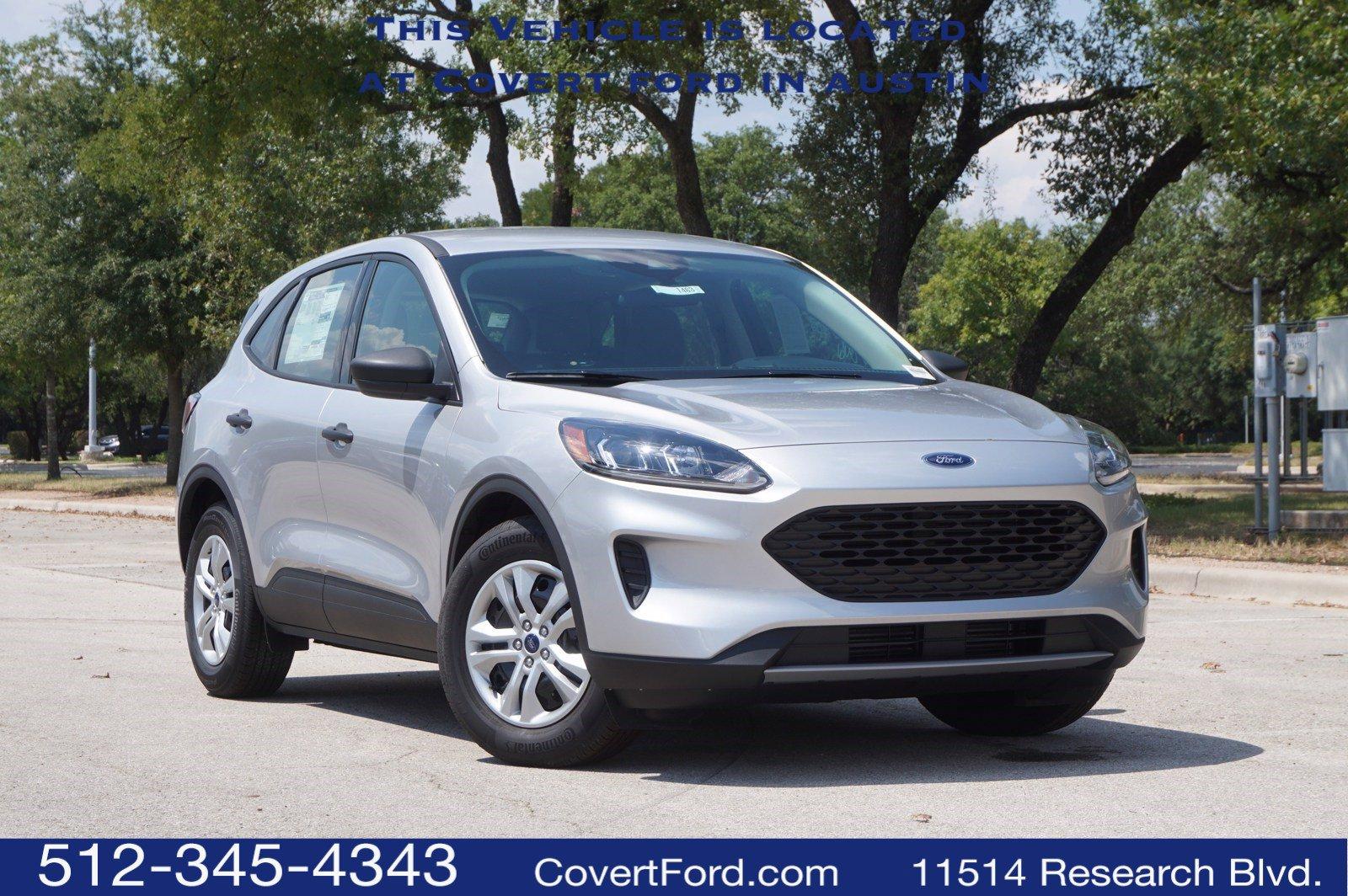 Austin, TX New Ford Escape S For Sale