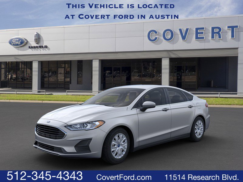 Austin, TX New Ford Fusion S For Sale