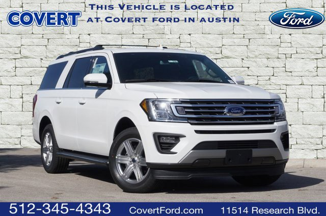Austin, TX New Ford Expedition Max XLT For Sale