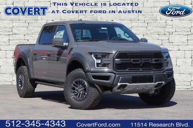 Austin, TX New Ford F-150 Raptor For Sale
