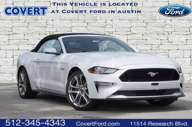 Austin New 2020 Ford Mustang GT Premium Best Price