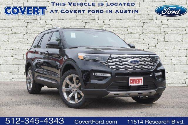 Austin, TX New Ford Explorer Platinum For Sale