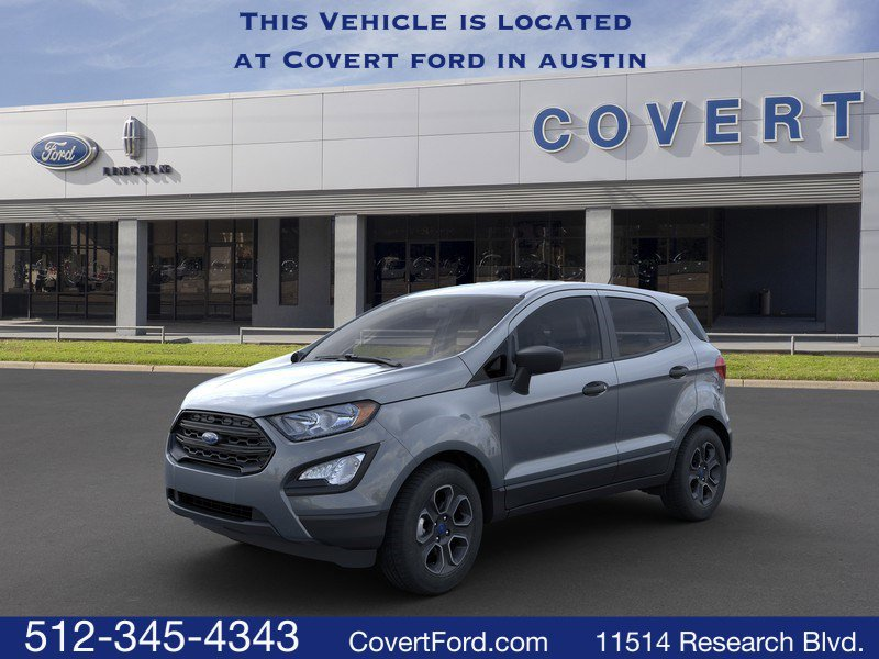 Austin, TX New Ford EcoSport S For Sale
