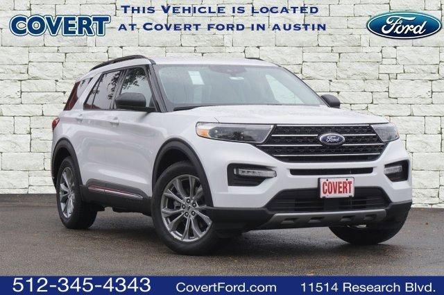 Austin New 2020 Ford Explorer XLT Best Price