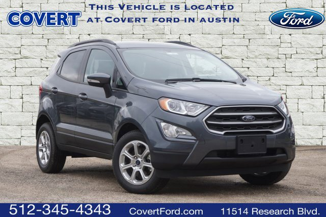 Austin, TX New Ford EcoSport SE For Sale