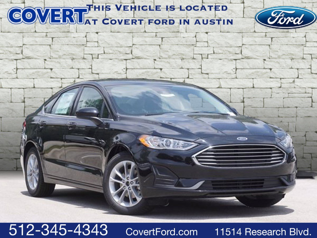 Austin, TX New Ford Fusion SE For Sale