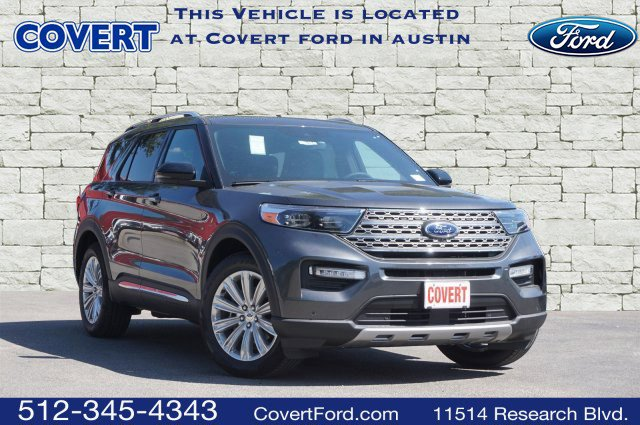 Austin, TX New Ford Explorer Limited For Sale