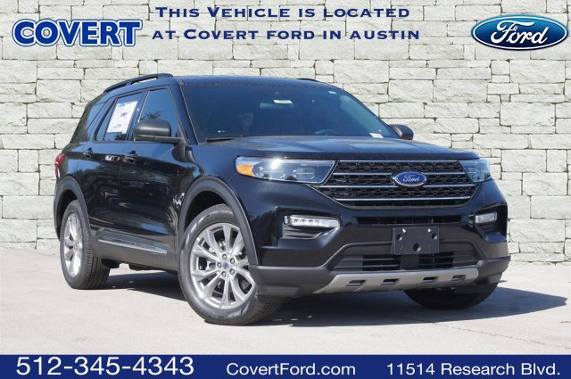 Austin, TX New Ford Explorer XLT For Sale