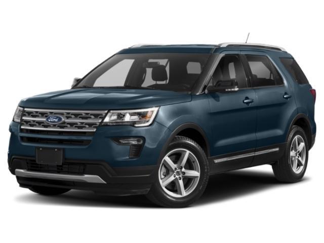 Austin, TX New Ford Explorer XLT For Sale
