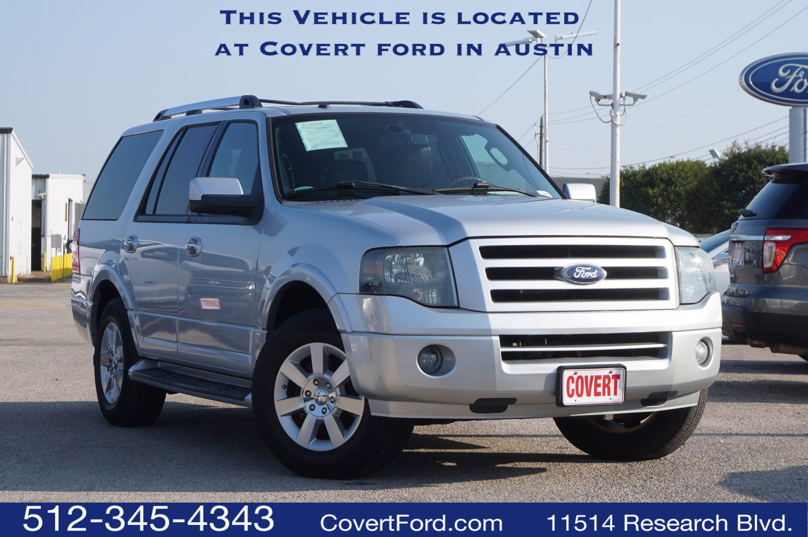 Austin Used 2010 Ford Expedition Limited Best Price
