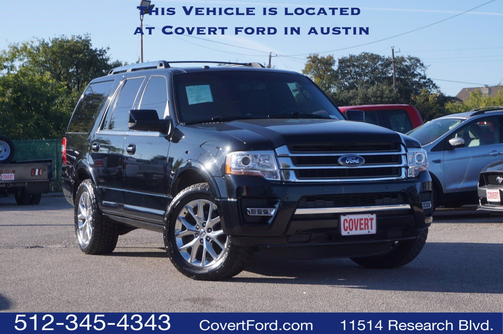 Austin Used 2017 Ford Expedition Limited Best Price