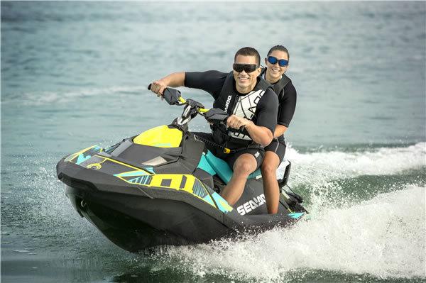 2018 Sea Doo Spark 3up Ibr Conv