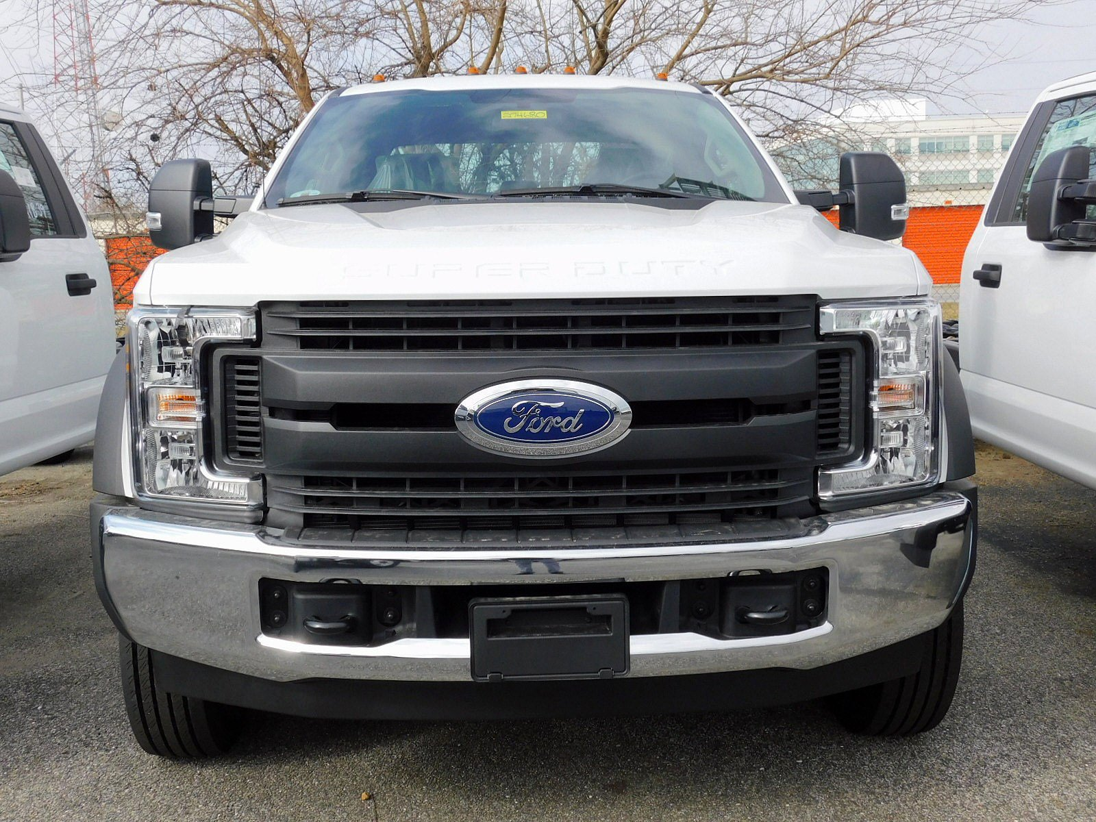 NEW 2019 FORD SUPER DUTY F-550 DRW TRUCK, CAB CHASSIS TRUCK #7010-1