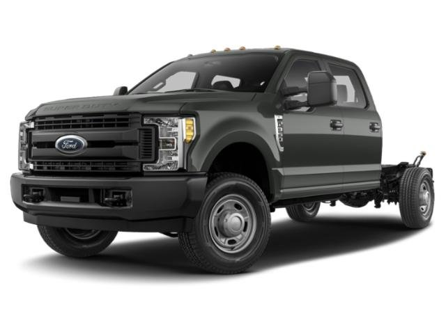 NEW 2019 FORD SUPER DUTY F-350 SRW TRUCK, CAB CHASSIS TRUCK #7007