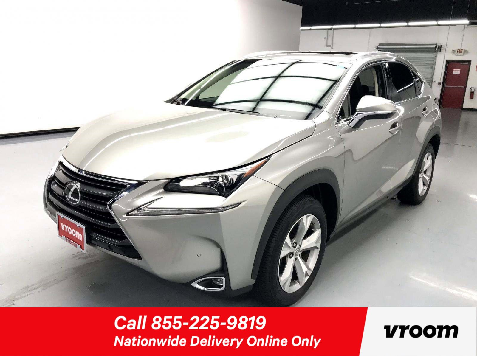 2017 Lexus NX 200t 4dr Crossover