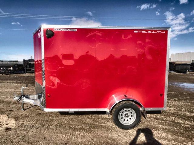 2020 Cargo Pro C6x10S-IF W/ 2,990 lbs GVWr
