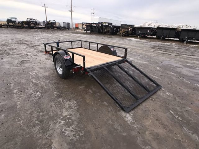 2020 Big Tex Trailers 30ES-08 Utility w/2,995 lbs. GVWR