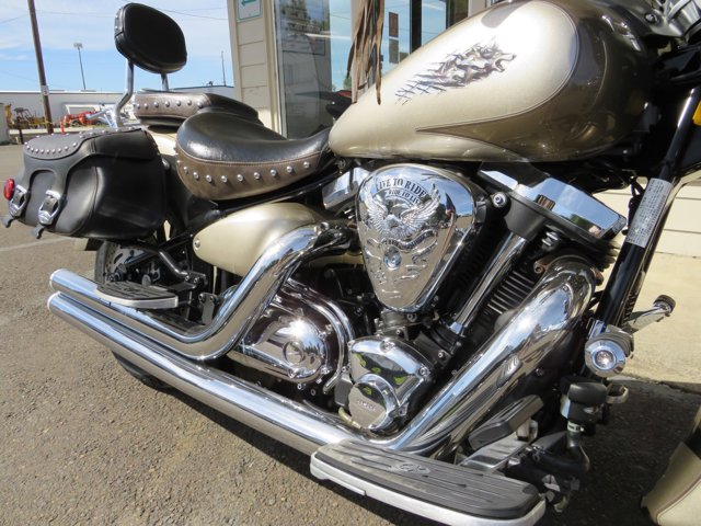 2004 YAMAHA ROAD STAR - picture 9