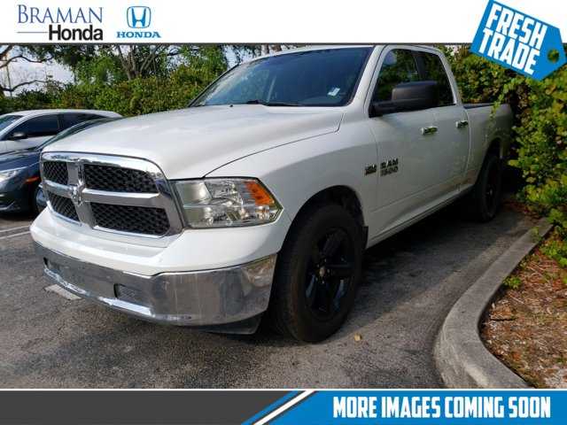 2017 DODGE RAM PICK-UP