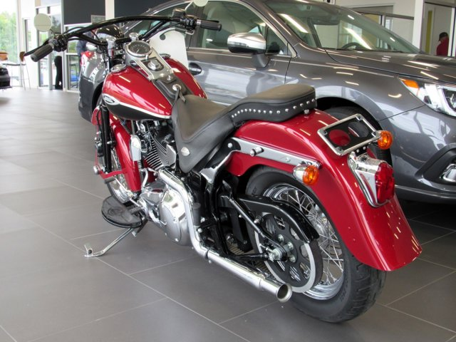 2006 HARLEY SOFTTAIL - picture 6