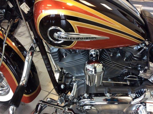 2014 Harley Davidson FLSTNSE CVO DELUXE