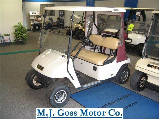 2004 E-Z-GO 36V Electric Golf Cart