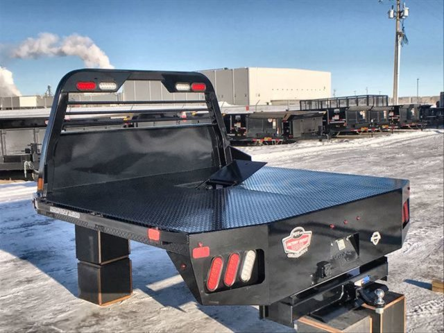 2019 CM  Truck Beds Standard Steel Bed