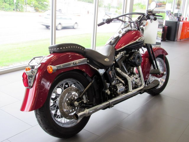 2006 HARLEY SOFTTAIL - picture 4