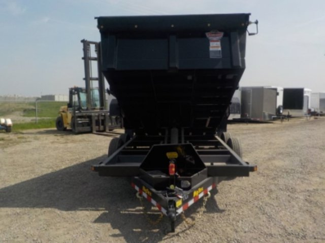2019 Big Tex Trailers 14LX-14 Dump w/14,000 lbs. GVWR