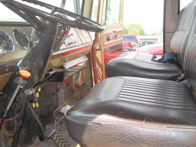 1971 International Tilt Cab