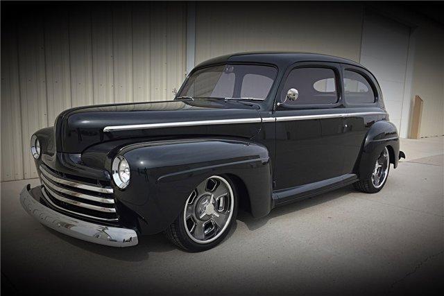 1947 Ford Deluxe Custom Sedan
