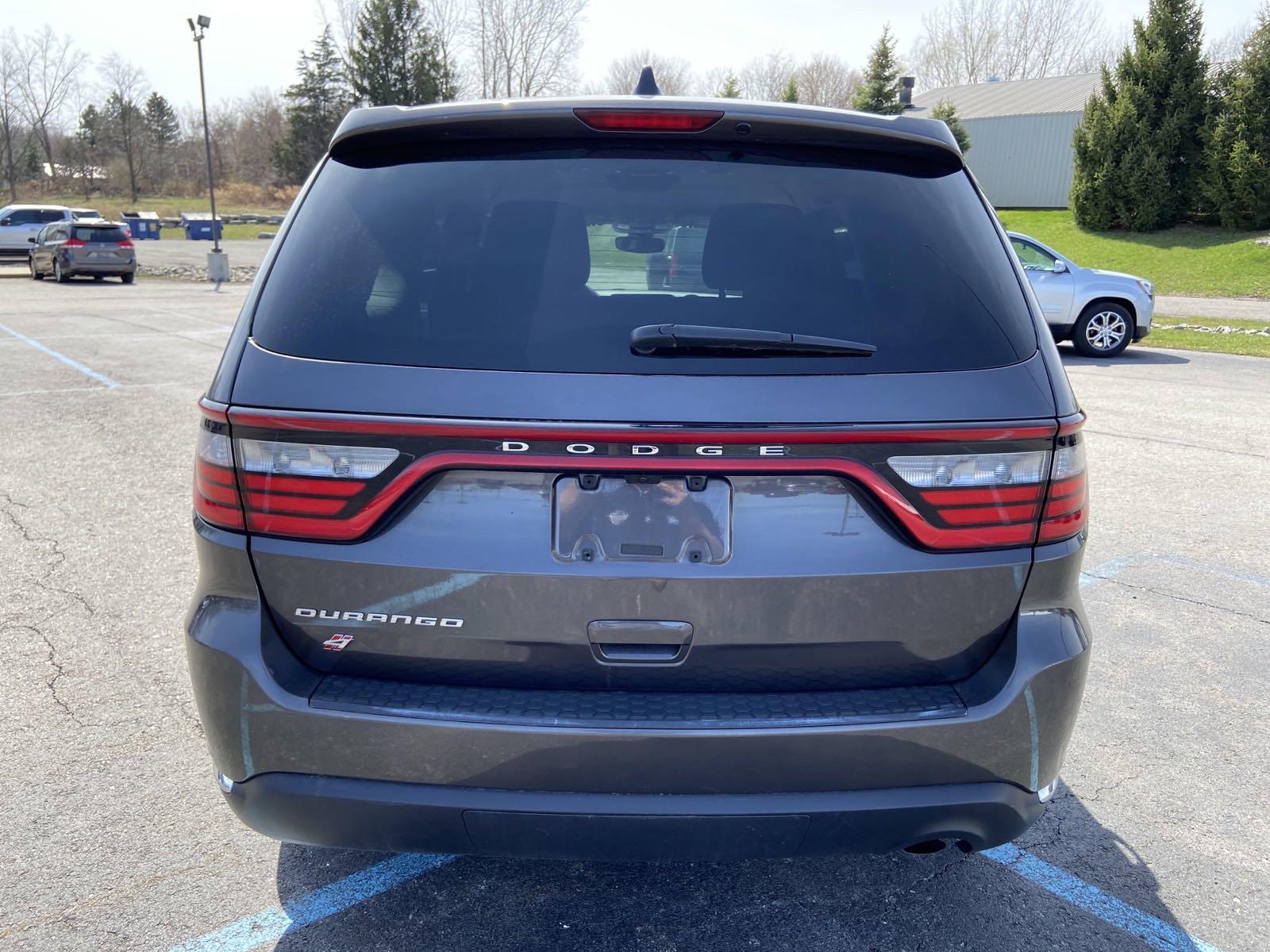 Pre-Owned 2018 Dodge Durango