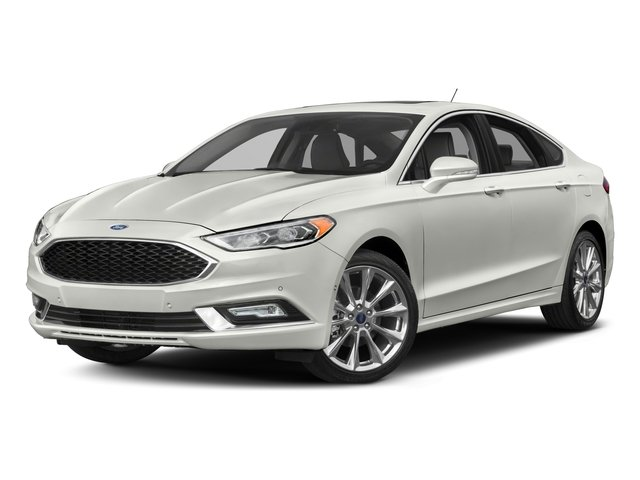 Pre-Owned 2017 Ford Fusion