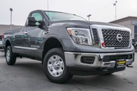 Used 2017 Nissan Titan XD 4x4 Gas Single Cab SV