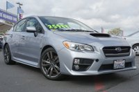 Used 2017 Subaru WRX Premium Manual