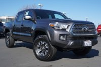 Used 2017 Toyota Tacoma TRD Off Road Double Cab 5' Bed V6 4x4 MT