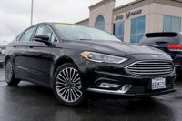 Used 2018 Ford Fusion Titanium AWD
