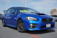 Used 2017 Subaru WRX STI Manual