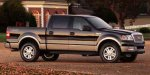 Used 2004 Ford F-150 SuperCrew 139 Lariat 4WD