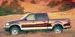 Used 2003 Ford F-150 SuperCrew 139 XLT 4WD