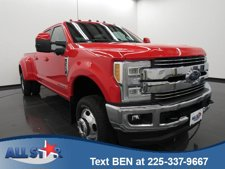 2018 Ford Super Duty F-350 DRW LARIAT 4WD Crew Cab 8' Box