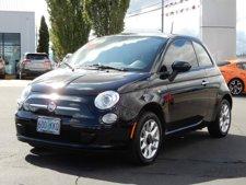 2017 Fiat 500 Easy