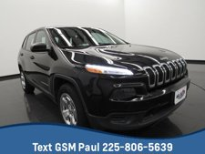 2014 Jeep Cherokee 4WD4drSport