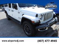2020 Jeep Gladiator Overland
