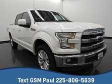 2015 Ford F-150 4WD SuperCrew 145quot Lariat