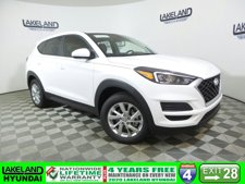2020 Hyundai Tucson SE