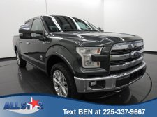 """2015 Ford F-150 4WD SuperCrew 145"""" King Ranch"""