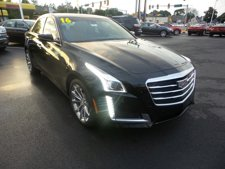 2016 Cadillac CTS Sedan Premium Collection AWD